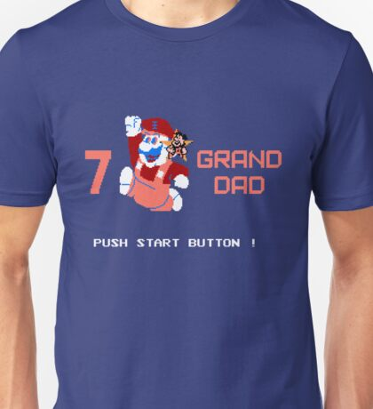 Grand Dad 7 GilviaSunner SilviaGunner Vinesauce Joel Unisex T-Shirt