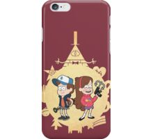 Mystery Twins iPhone Case/Skin