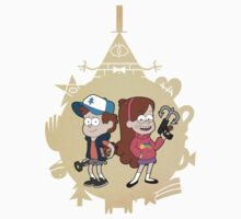 Mystery Twins Kids Clothes