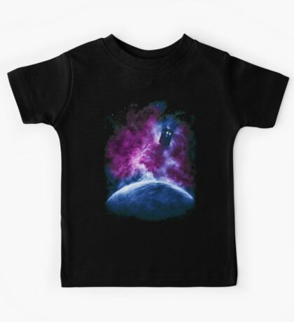 Space and Time Kids Tee