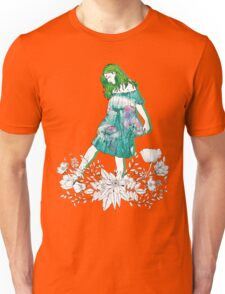 Girl's Diary Collection - Water Unisex T-Shirt