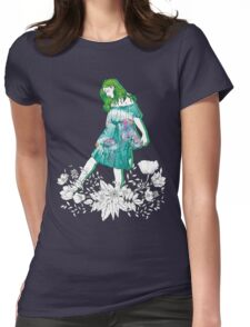 Girl's Diary Collection - Water Womens Fitted T-Shirt