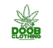 Smoke a Doobie  by doobclothing
