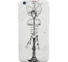 EL ENIGMA DE UN CUERPO INANIMADO (the enigma of a lifeless body) iPhone Case/Skin