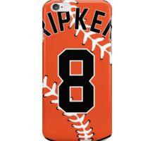 Cal Ripken, Jr. Baseball Design iPhone Case/Skin