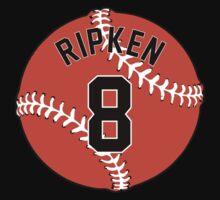 Cal Ripken, Jr. Baseball Design T-Shirt