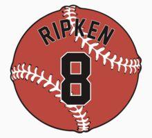 Cal Ripken, Jr. Baseball Design Kids Clothes
