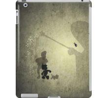 Pinocchio inspired design. iPad Case/Skin