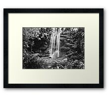 Calming Whispers Framed Print