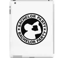 Bachelor Party iPad Case/Skin