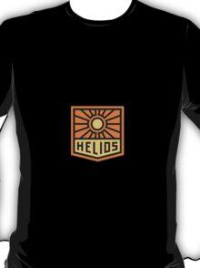 Ingress Helios Large - Stickers T-Shirt
