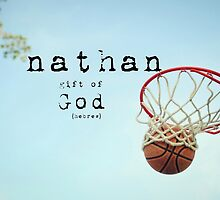 Nathan gift of God by Kimberose