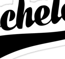 Bachelor Sticker
