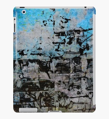 Buildings VII iPad Case/Skin