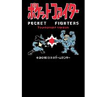 Pocket Fighters : Pokemon + Tekken = Pokken Tournament Photographic Print