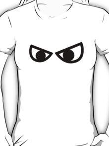 Angry comic eyes T-Shirt