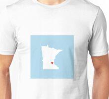 Minnesota Love Unisex T-Shirt