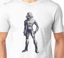 Minimalist Sheik from The Legend of Zelda Unisex T-Shirt