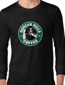 Duncan Hills Coffee Long Sleeve T-Shirt