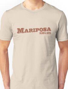 MARIPOSA Saloon & Hotel Unisex T-Shirt