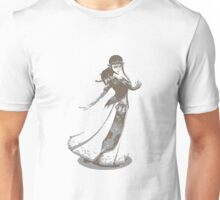 Minimalist Zelda from Super Smash Bros. Brawl Unisex T-Shirt