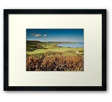 Robin Hoods Bay Framed Print