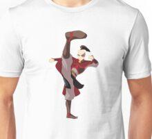 Minimalist Zuko from Avatar the Last Airbender Unisex T-Shirt