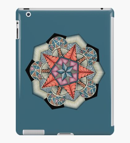 Pentacle Mandala iPad Case/Skin