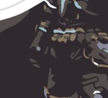Minimalist Ganondorf from Super Smash Bros. Brawl Sticker