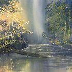 Dawn on the Derwent by Glenn Marshall