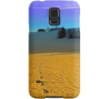 Colorful winter wonderland scenery | landscape photography Samsung Galaxy Case/Skin