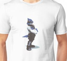 Minimalist Falco from Super Smash Bros. Brawl Unisex T-Shirt