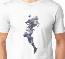 Minimalist Sheik from Super Smash Bros. Brawl Unisex T-Shirt