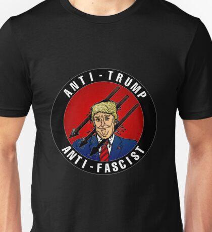 Anti-Trump Anti-Fascist Unisex T-Shirt