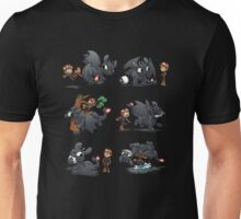 How Not to Train Your Dragon Unisex T-Shirt