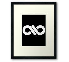 Infinite 1 Framed Print