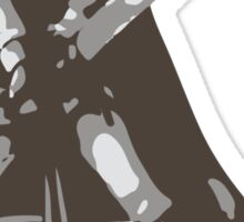 Minimalist Ike from Super Smash Bros. Brawl Sticker