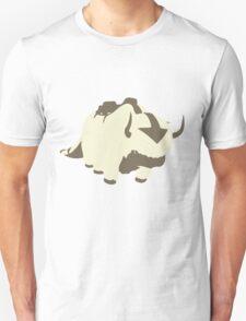 Minimalist Appa from Avatar the Last Airbender T-Shirt