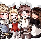 Bravely Default by lythweird