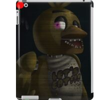 Chica on Stage iPad Case/Skin