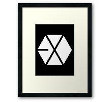 EXO 4 Framed Print