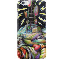 Outlive the Man iPhone Case/Skin