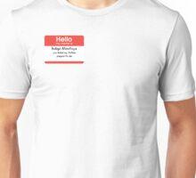Princess Bride Nametag Unisex T-Shirt