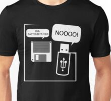 USB I Am Your Father! Funny Geeks Computer T Shirt Unisex T-Shirt