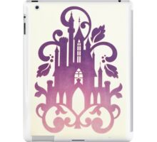 Pink and Purple Castle iPad Case/Skin