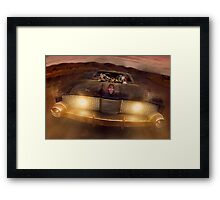 MAD MAX beyond SILVERTON Framed Print