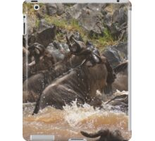The great migration iPad Case/Skin
