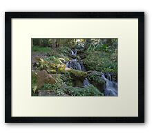Levels Framed Print