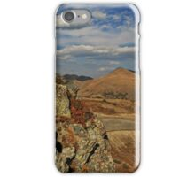 Mountain Pass iPhone Case/Skin