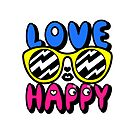Love Happy by beatbeatwing